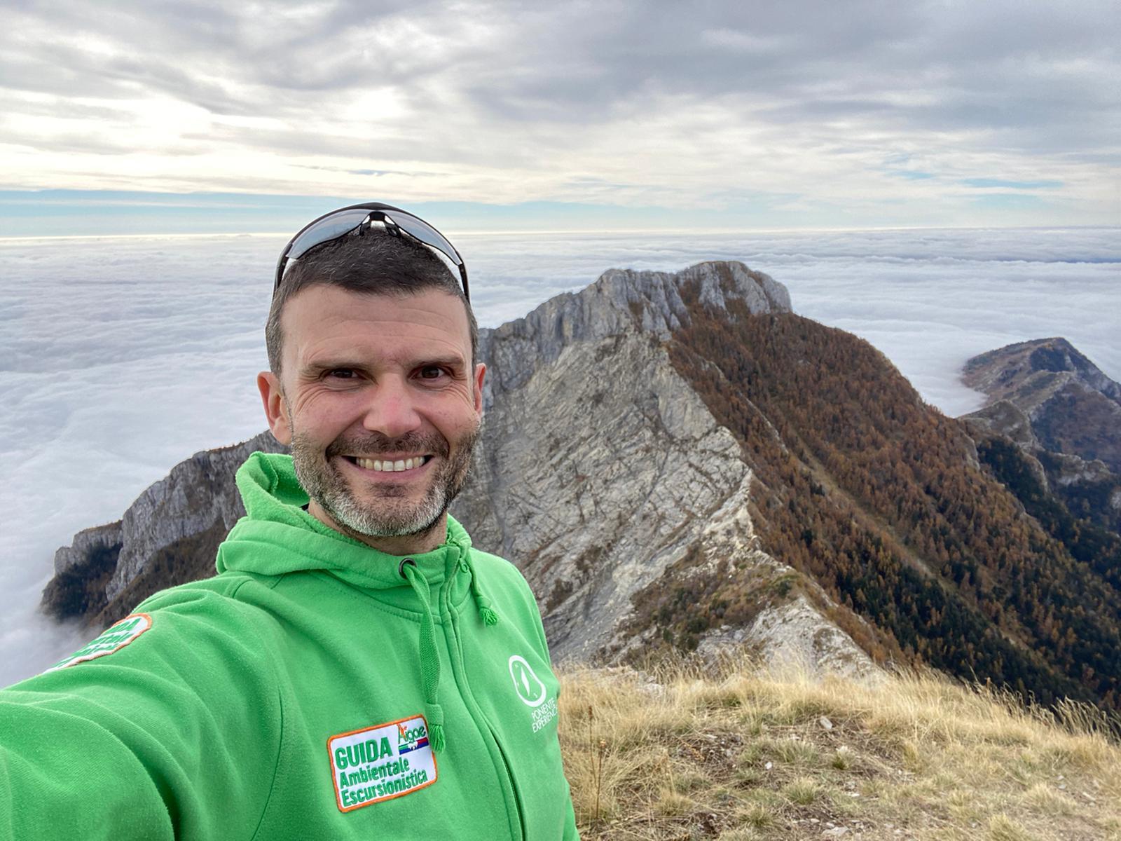 Luca Patelli Guida Ambientale Escursionistica