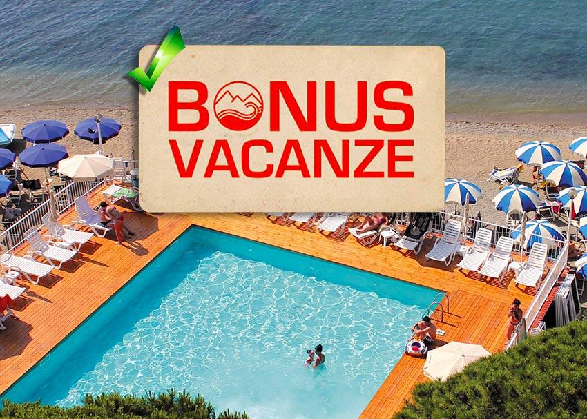 Bonus Vacanze benvenuto